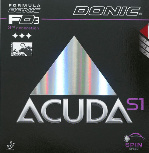 Donic Acuda S1 T107/E109/K78