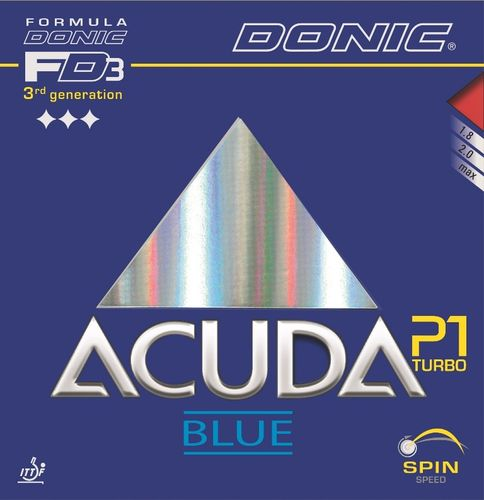 Donic Acuda Blue P1 Turbo - T111/E117/K82