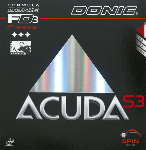 Donic Acuda S3 - T101/E110/K93
