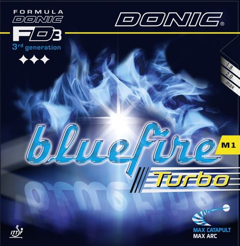Donic Bluefire M1Turbo - T112/E115/K81