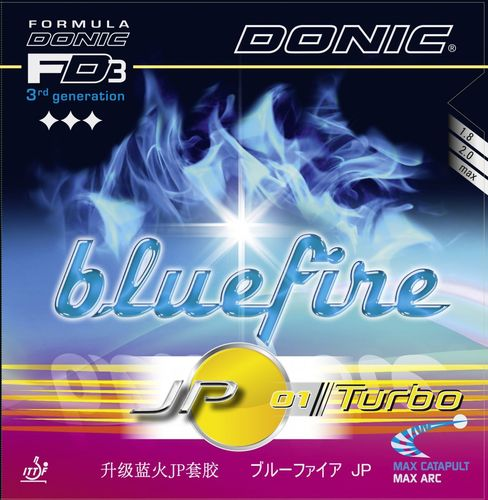 Donic Bluefire JP 01 Turbo - T111/E116/K82