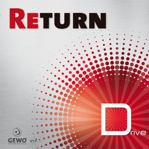 GEWO Return D  - T85/E96/K96