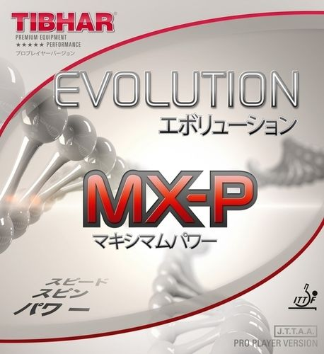 Tibhar Evolution MX-P - T117/E115/K80