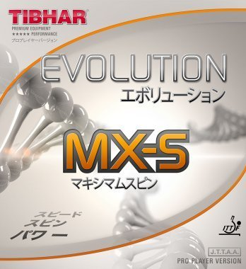Tibhar Evolution MX-S - T117/E116/K80