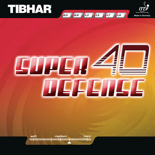 Tibhar Super Defense 40 - T64/E105/K95