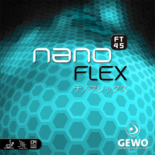 GEWO nanoFlex FT 45 - T110/E112/K81