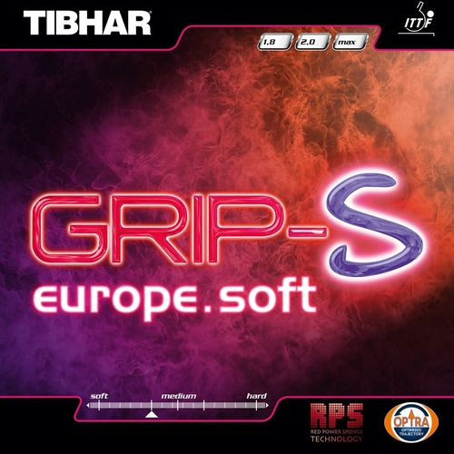 Tibhar GRIP-S europe soft